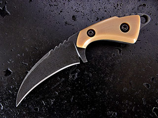 Custom Neck Knife 247
