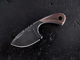 Custom Neck Knife 256