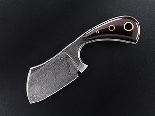 Custom Neck Knife 330