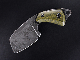 Custom Cleaver Knife 331