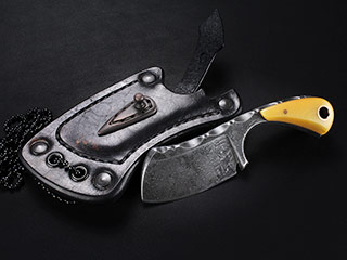 Custom Cleaver 334